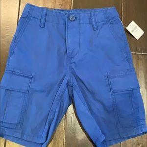 Blue Gap Cargo shorts size 6